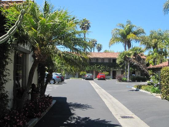 Franciscan Inn & Suites : Santa Barbara