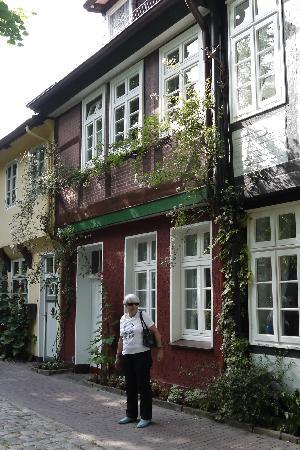Hotel Garni St. Georg: Hotelansicht
