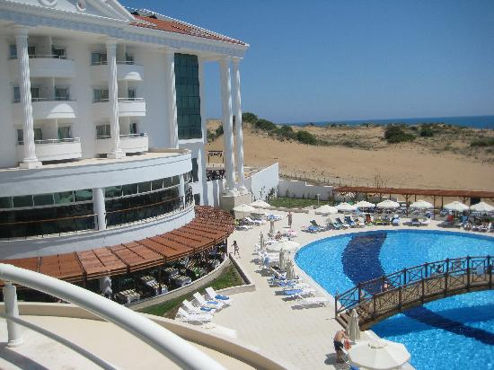 Hotel Roma Beach Resort And Spa Side