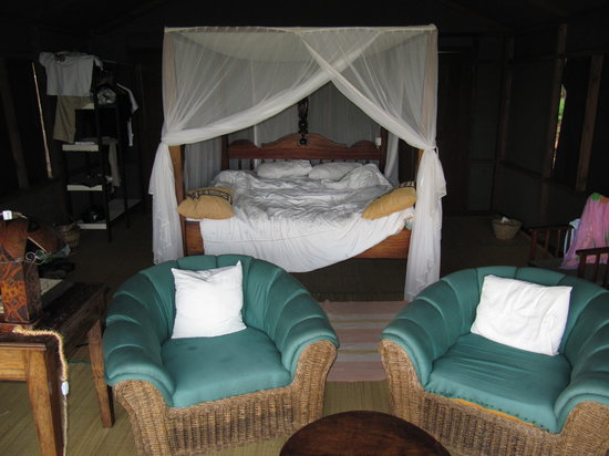 Sable Mountain Lodge: Banda lune de miel