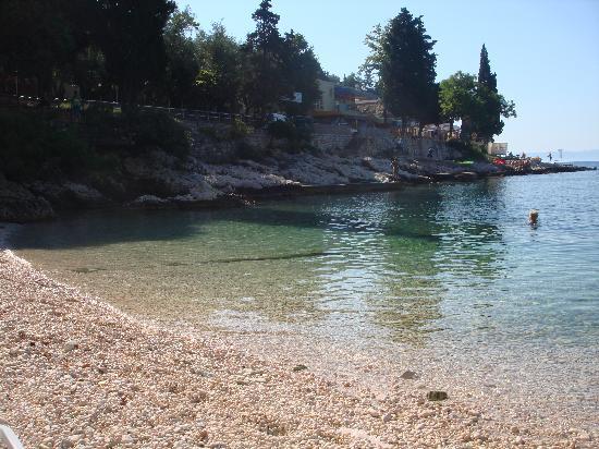 Miramar Hotel: Beach