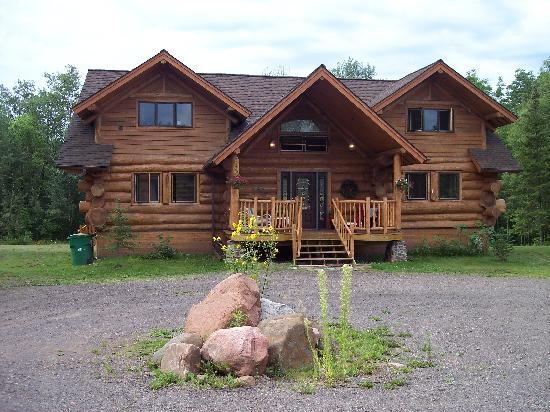 Superior Gateway Lodge Organic Bed and Breakfast: Superior Gateway Lodge B&B