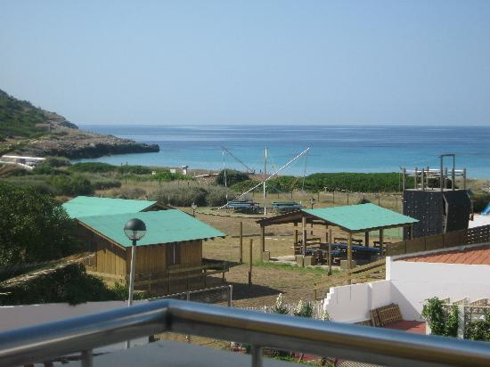 Royal Son Bou Family Club: our view from the balcony of our room