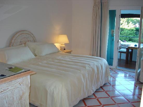 Hotel Romazzino, a Luxury Collection Hotel: Zimmer