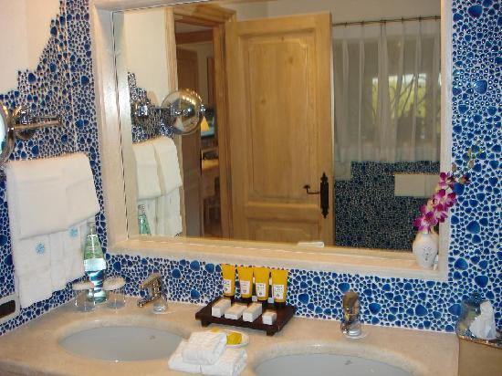 Hotel Romazzino, a Luxury Collection Hotel : Bad