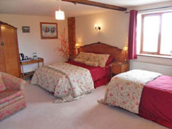 Cornmill Barn Bed & Breakfast: Comfortable en-suite bedrooms