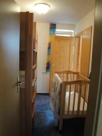 Familien- & Sporthotel Feldberger Hof: The kids room in our junior suite