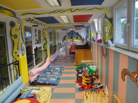 Familien- & Sporthotel Feldberger Hof: The baby play area.  You need to request a key from reception.