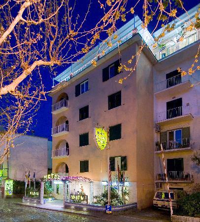 Hotel Klein Wien: KLEIN WIEN DI NOTTE