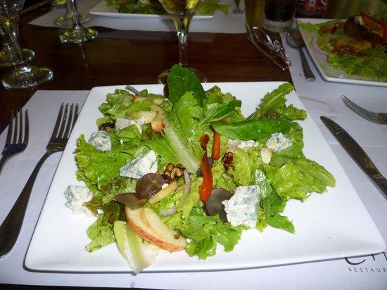gorgonzola ensalada at citrus