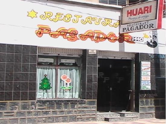 Restaurant Pagador