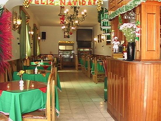 Restaurant Pagador: Salon