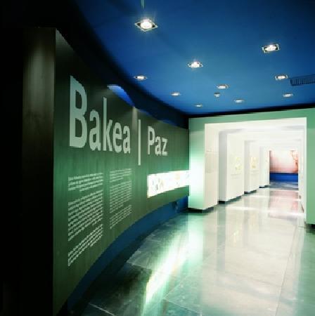 Gernika-Lumo, Spain: Fundación Museo de la Paz de Gernika