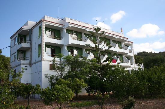 Hostal Tossalet : el hotel