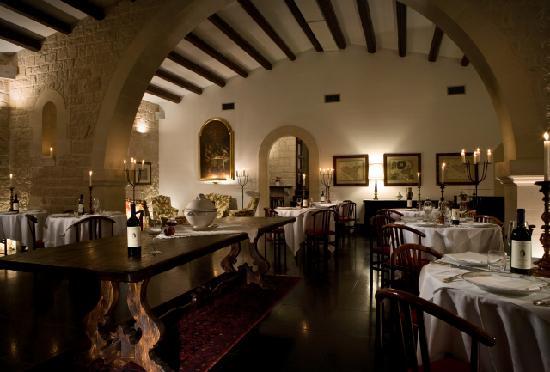 Eremo della Giubiliana : ristorante