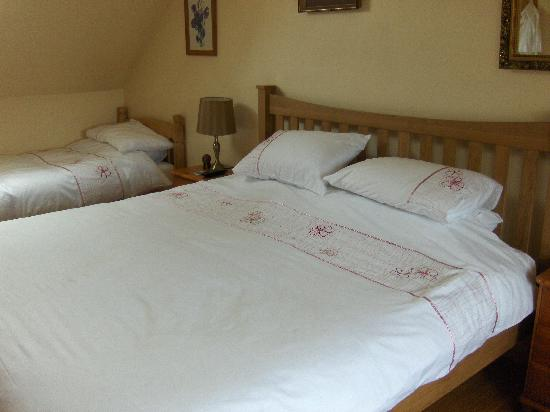 Gartmore B'n'B: Guest room