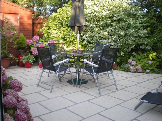 Greenacre Bed & Breakfast: Garden area