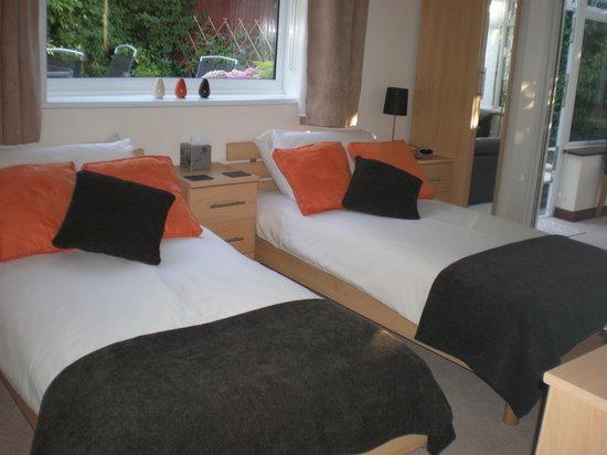 Greenacre Bed & Breakfast: Twin beds
