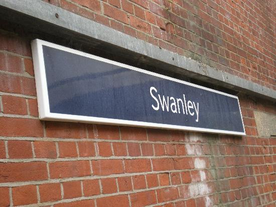Greenacre Bed & Breakfast: Nearby Swanley train station
