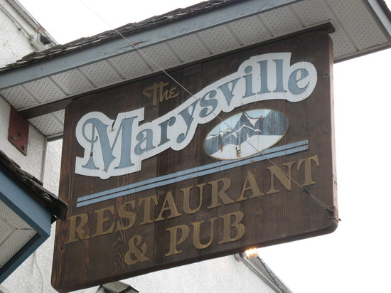 Marysville pub and liquor store kimberley restaurant for Asian cuisine marysville ca