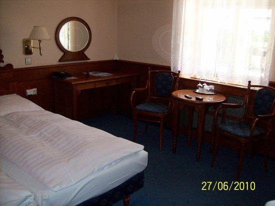Luhacovice, Tschechien: Room
