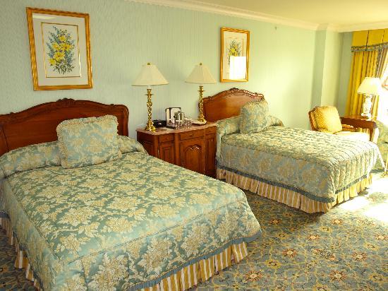 Grand America Hotel : notre chambre