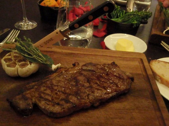 Maze Grill Mayfair: something delicious