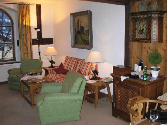 Hotel Zur Tenne: Zimmer
