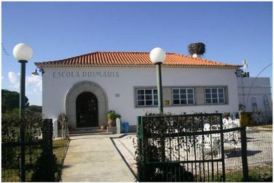 Alcacer do Sal, البرتغال: The restaurant is an old primary school