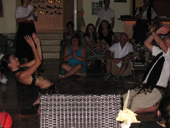 Stevens on the Hill: Greek Dancing