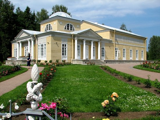 Restaurants in Pavlovsk: asiatisch