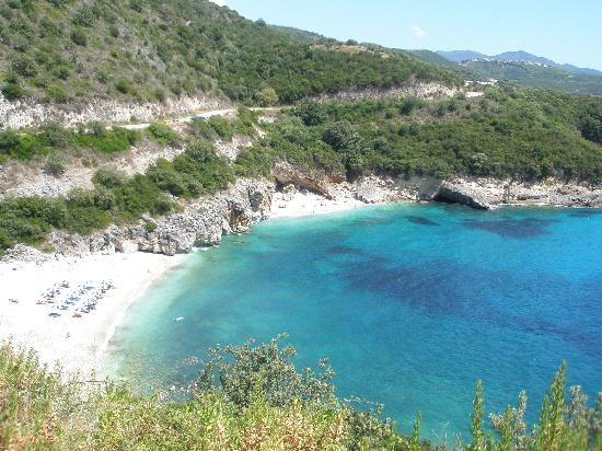Syvota, Greece: Mega Drafo