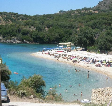 Syvota, Greece: Ag. Paraskeyi