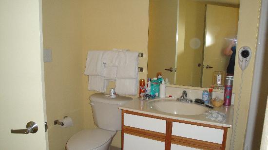 Roxanne Towers: Bathroom