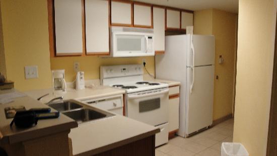 Roxanne Towers: kitchen