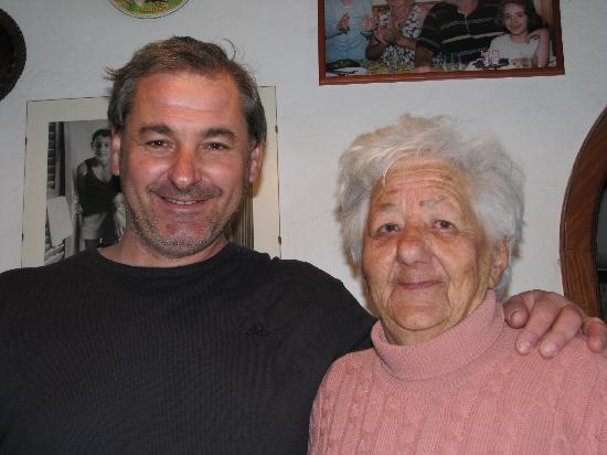 La Scogliera: Paulo & his Mother