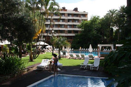 Hotel Botanico & The Oriental Spa Garden: Poolanlage
