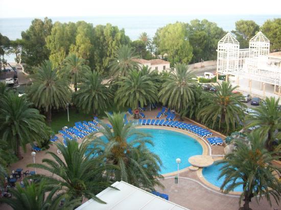 Port Denia: piscine