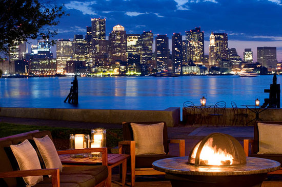 Hyatt Regency Boston Harbor: Harborside Grill & Patio