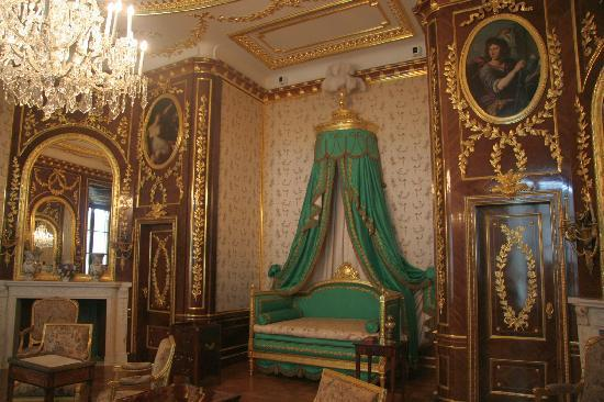 The Royal Castle in Warsaw - Museum : A room in the palace