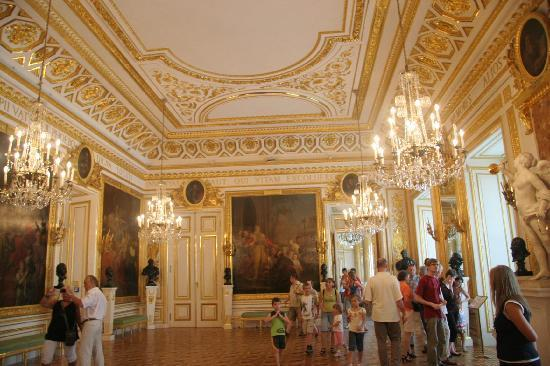 The Royal Castle in Warsaw - Museum : Yet another beautiful room