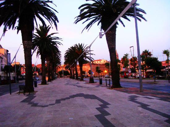 Alghero Catalan B&B and Flat: Promenade Alghero