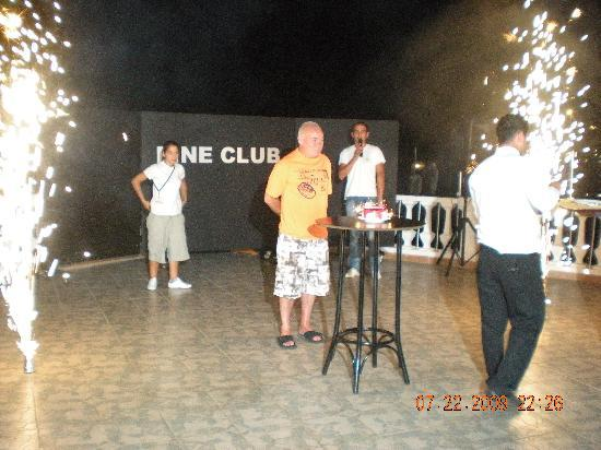 Pine Clubpeninsula Hotel: Birthday Celebrations