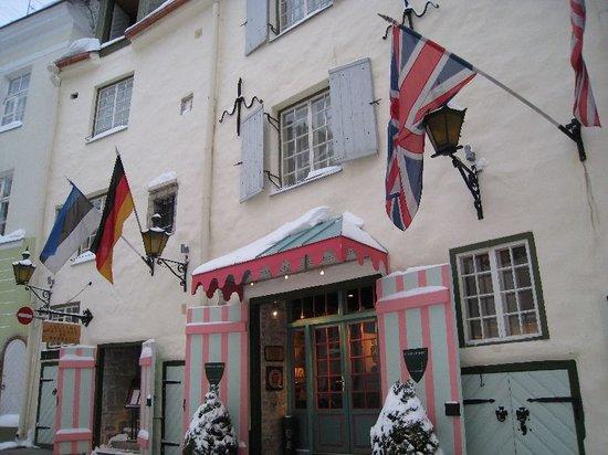 Hotel Schlossle: das Haus