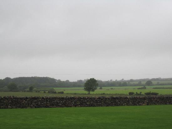 The view from The Outbuildings
