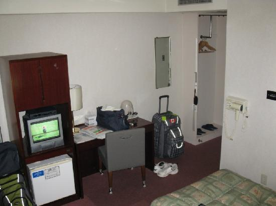 Comfort Inn Hiroshima Heiwa-Odori: Room Photo