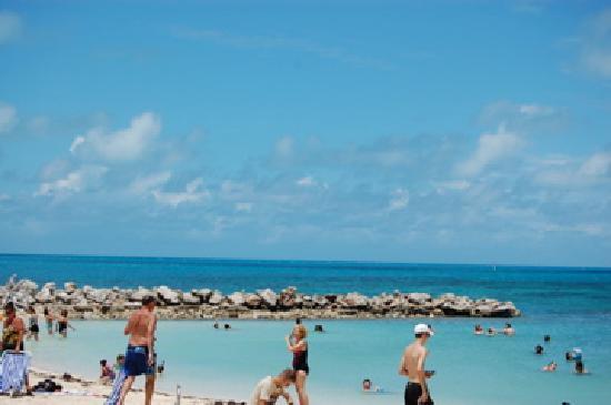 Royal Palms Hotel: Snorkeling Park was free on Sat.