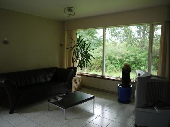 Hotel Arnfjord: livingroom