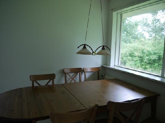 Hotel Arnfjord: diningroom