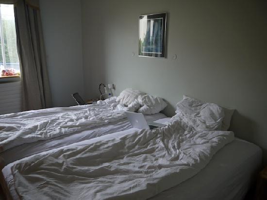 Hotel Arnfjord: bedroom